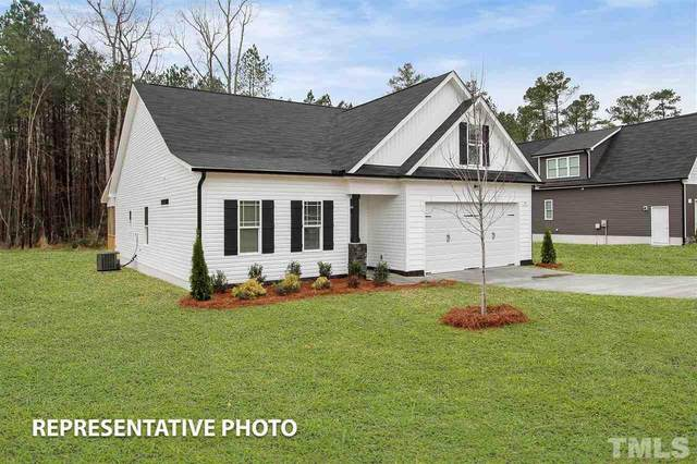 200 Howards Crossing Drive, Wendell, NC 27591 (MLS #2396545) :: The Oceanaire Realty