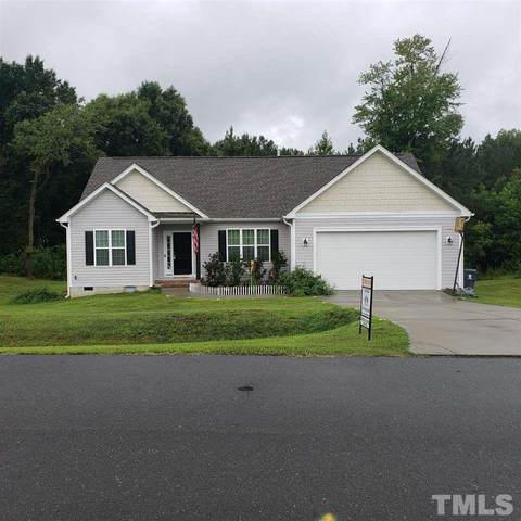 311 Keeneland Drive, Oxford, NC 27565 (#2396571) :: The Jim Allen Group
