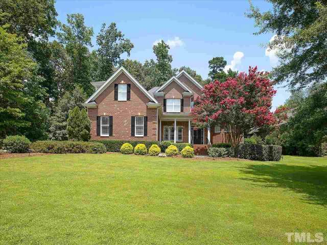 398 The Preserve Trail, Chapel Hill, NC 27517 (#2396587) :: Southern Realty Group