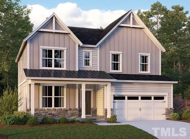 425 Carolina Street, Morrisville, NC 27560 (#2396598) :: Raleigh Cary Realty