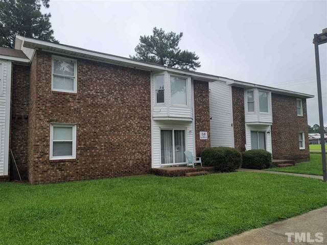 406 S Walton Avenue #8, Benson, NC 27504 (#2396614) :: Realty One Group Greener Side