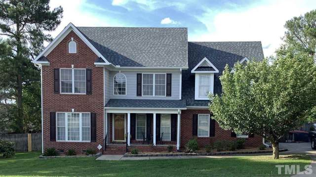 180 Vail Court, Sanford, NC 27332 (#2396623) :: Marti Hampton Team brokered by eXp Realty
