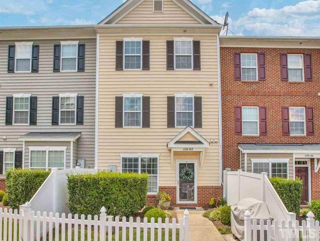 1130 Renewal Place #102, Raleigh, NC 27603 (#2396683) :: Spotlight Realty