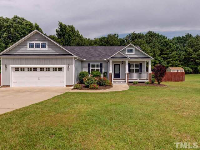 2195 Matthews Road, Clayton, NC 27520 (#2396692) :: The Perry Group