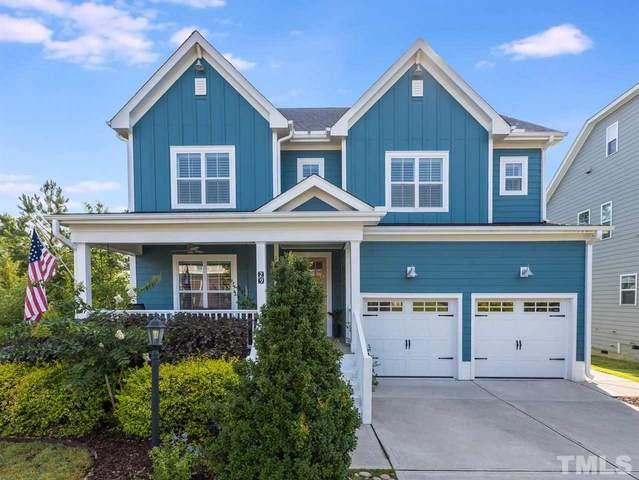 29 Tyner Loop Circle #1145, Chapel Hill, NC 27516 (#2396708) :: RE/MAX Real Estate Service