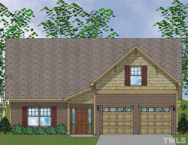 33 Waterclover Path, Youngsville, NC 27596 (MLS #2396758) :: The Oceanaire Realty