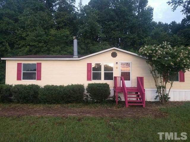 82 Whitfield Drive, Whitakers, NC 27891 (MLS #2396772) :: On Point Realty
