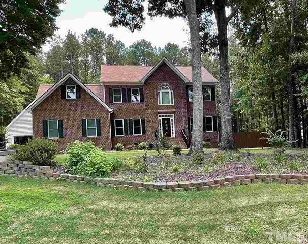 90 Woodcroft Drive, Youngsville, NC 27596 (#2396773) :: Raleigh Cary Realty