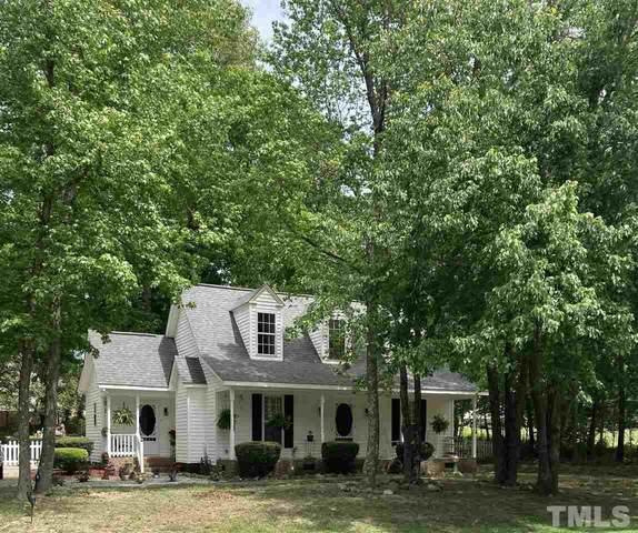 90 Cedarhurst Lane, Franklinton, NC 27525 (#2396774) :: Raleigh Cary Realty