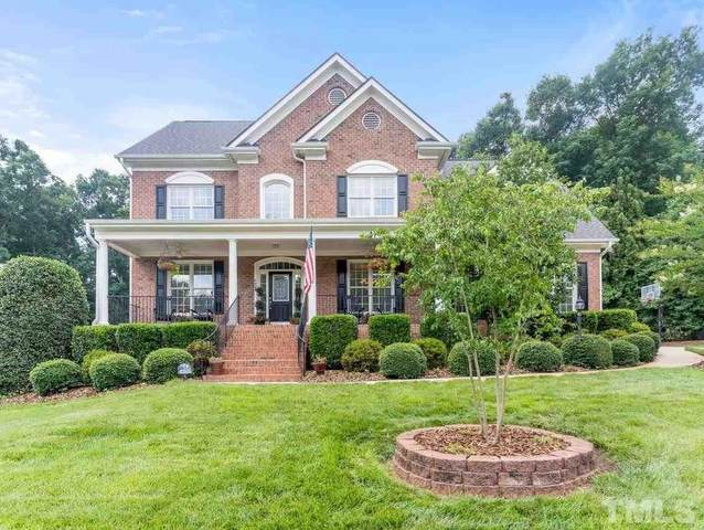 4028 Summer Brook Drive, Apex, NC 27539 (#2396827) :: The Perry Group