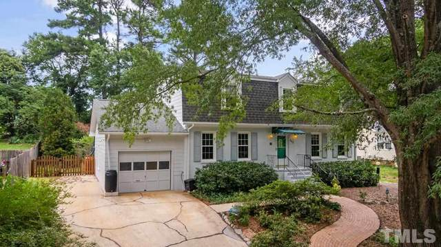 425 Rosehaven Drive, Raleigh, NC 27609 (#2396835) :: Marti Hampton Team brokered by eXp Realty
