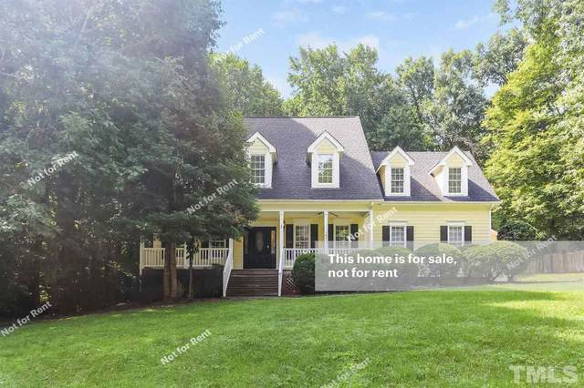 1621 Buck Wallow Road, Wake Forest, NC 27587 (#2396849) :: The Beth Hines Team
