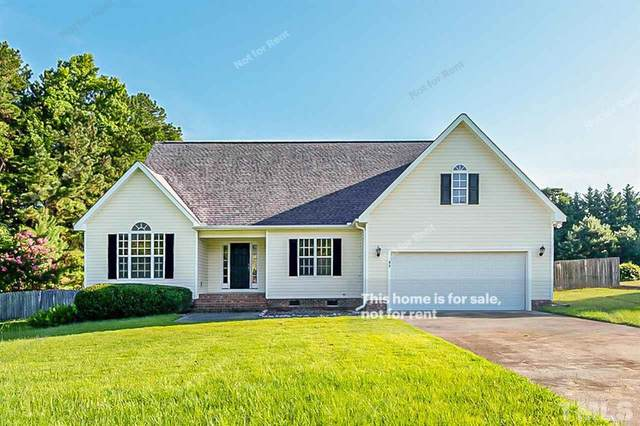 35 Old Stone Lane, Youngsville, NC 27596 (#2396850) :: Raleigh Cary Realty