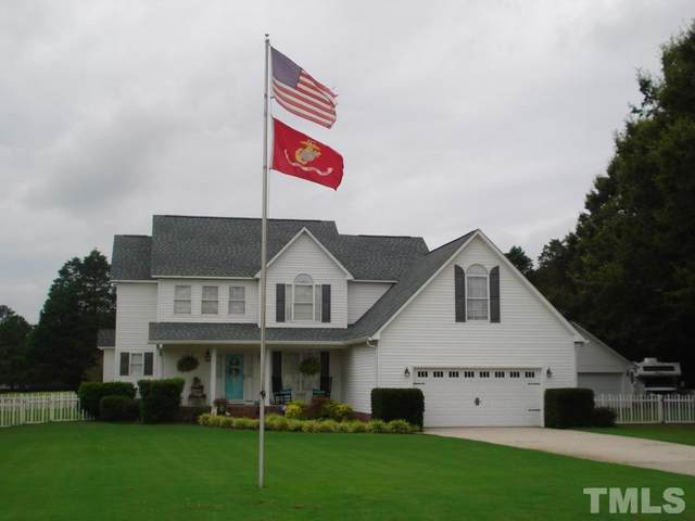 374 Club House Drive, Dunn, NC 28334 (MLS #2396852) :: On Point Realty