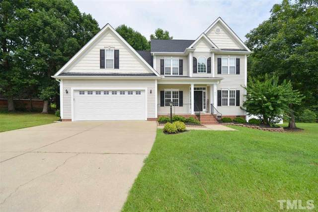 91 Mossburg Lane, Smithfield, NC 27577 (#2396869) :: Real Estate By Design