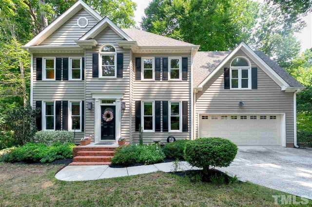 200 Piperwood Drive, Cary, NC 27518 (#2396885) :: The Jim Allen Group