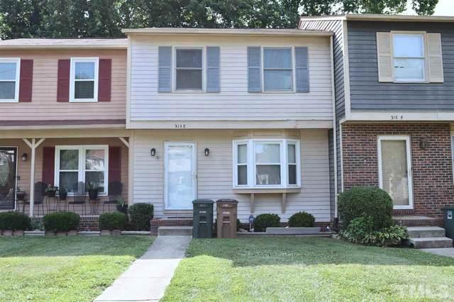 315 E Montcastle Drive E, Greensboro, NC 27406 (#2396897) :: Realty One Group Greener Side