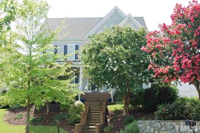 110 Laurel Wreath Lane, Cary, NC 27519 (#2396903) :: Scott Korbin Team