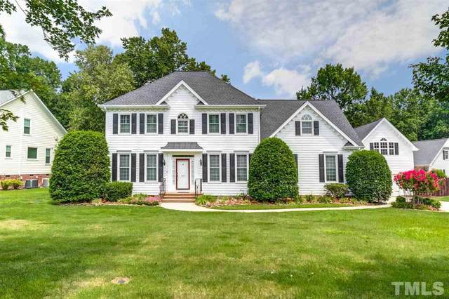 157 St Jiles Drive, Clayton, NC 27520 (#2396958) :: Real Estate By Design