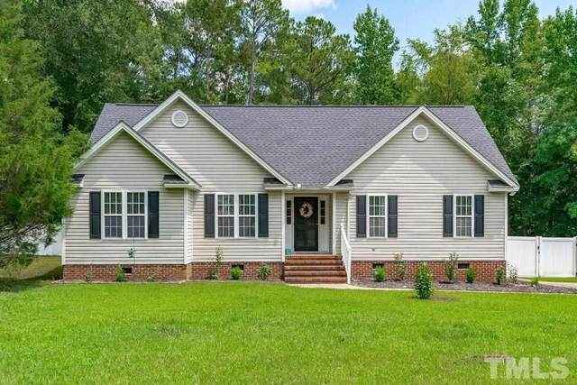 1589 Hackberry Drive, Rocky Mount, NC 27804 (#2396977) :: Real Estate By Design