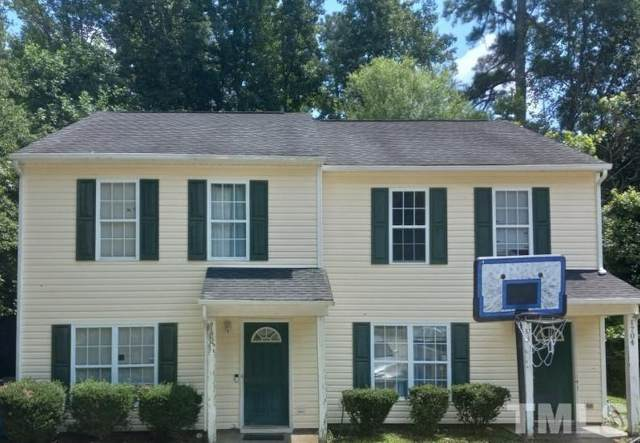 1704 Fox Hollow Drive #2, Raleigh, NC 27610 (#2396990) :: Bright Ideas Realty