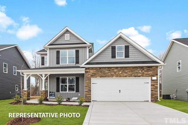 357 Martins Mill Court, Wendell, NC 27591 (MLS #2397056) :: The Oceanaire Realty