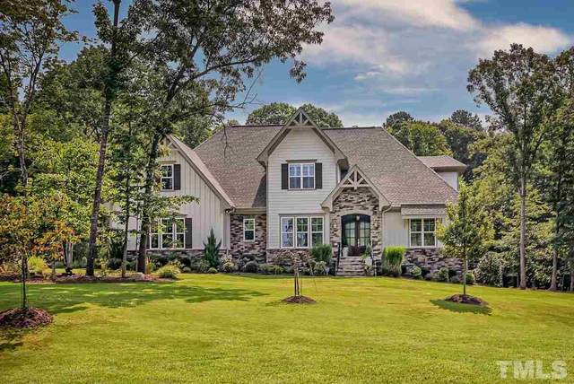 2004 Reserve Falls Lane, Wake Forest, NC 27587 (#2397088) :: Realty One Group Greener Side