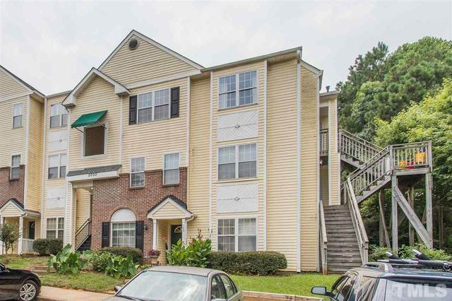 2200 Mountain Mist Court #203, Raleigh, NC 27603 (#2397104) :: Raleigh Cary Realty