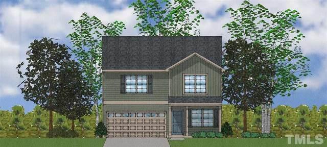 1116 Sumter Point Way Lot 437, Knightdale, NC 27545 (#2397108) :: Scott Korbin Team