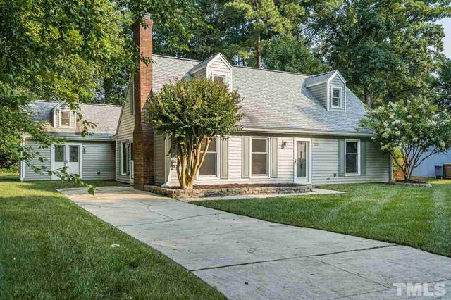 1212 Broadford Drive, Cary, NC 27511 (MLS #2397124) :: EXIT Realty Preferred
