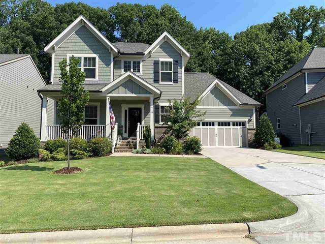 448 Young Landing Court, Cary, NC 27513 (MLS #2397125) :: On Point Realty