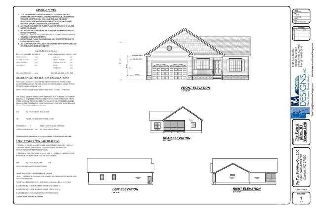 52 River Run Road, Selma, NC 27576 (#2397128) :: RE/MAX Real Estate Service
