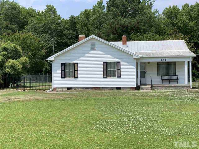 765 Us 70A Highway 765 Us 70A High, Pine Level, NC 27568 (#2397132) :: The Beth Hines Team