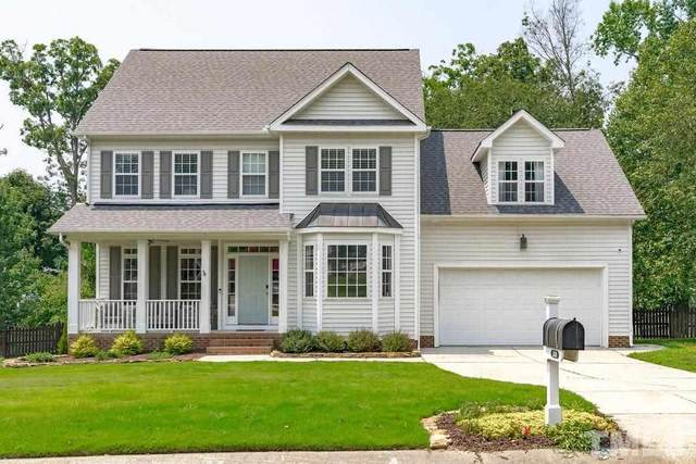 308 Holly Green Lane, Holly Springs, NC 27540 (#2397190) :: The Jim Allen Group
