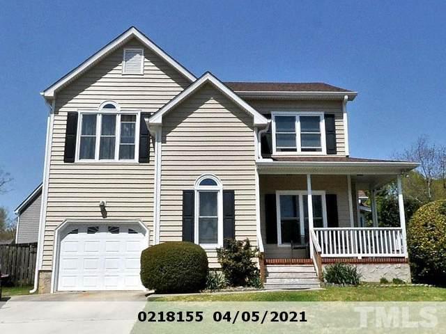 309 Estate Drive, Apex, NC 27502 (#2397239) :: Bright Ideas Realty