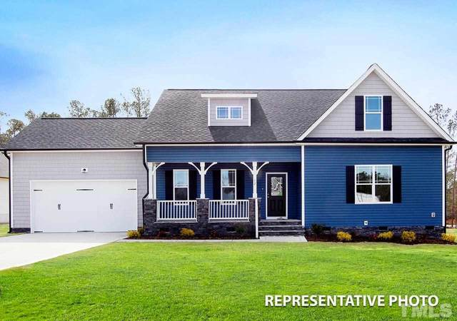 375 Martins Mill Court, Wendell, NC 27591 (MLS #2397250) :: The Oceanaire Realty