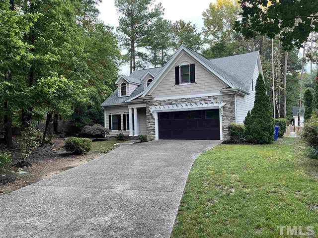 101 Cross Creek Drive, Chapel Hill, NC 27514 (#2397345) :: Kim Mann Team