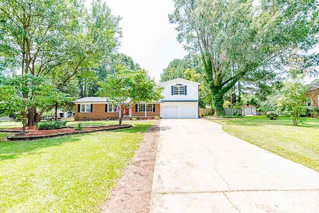 3117 Hickory Hill Drive, Sanford, NC 27330 (#2397350) :: Raleigh Cary Realty