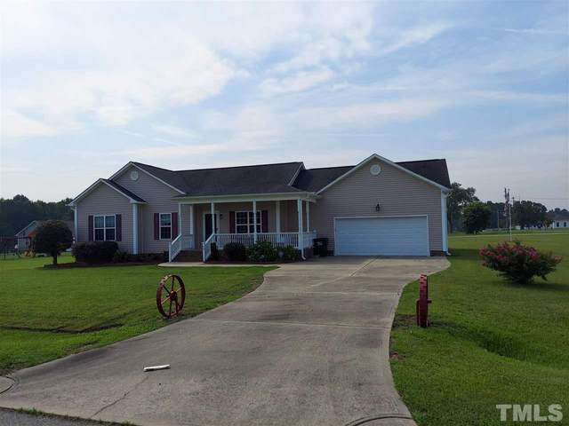 24 Ralph Drive, Kenly, NC 27542 (#2397356) :: The Beth Hines Team
