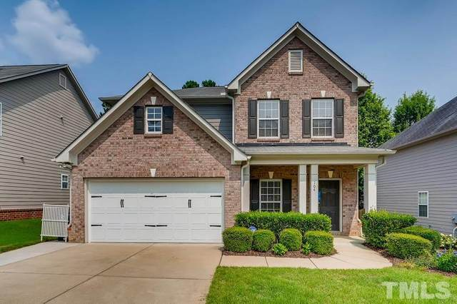 104 Lacuna Woods Lane, Apex, NC 27539 (#2397357) :: The Perry Group