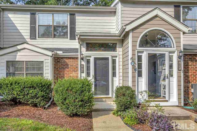 7619 Falcon Rest Circle #7619, Raleigh, NC 27615 (#2397359) :: The Helbert Team