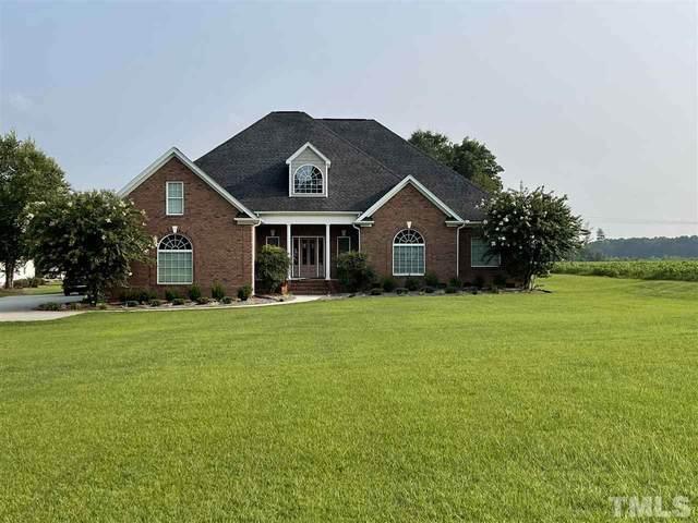1165 Nc 27, Benson, NC 27504 (#2397365) :: Raleigh Cary Realty