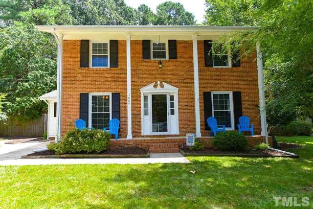 1009 Plantation Drive, Cary, NC 27511 (#2397366) :: Raleigh Cary Realty
