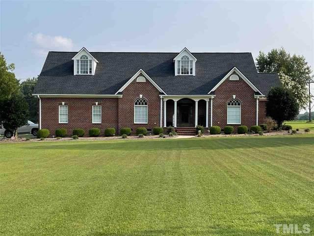 1155 Nc 27, Benson, NC 27504 (#2397368) :: Raleigh Cary Realty
