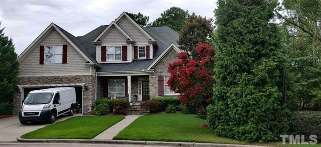 4004 Enfield Ridge Drive, Cary, NC 27519 (#2397382) :: Bright Ideas Realty