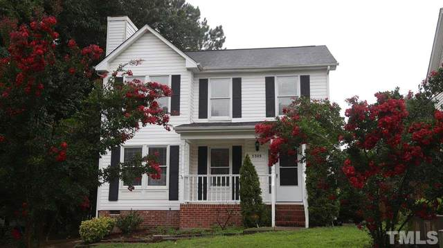 5309 Wenesly Court, Raleigh, NC 27616 (#2397385) :: Realty One Group Greener Side