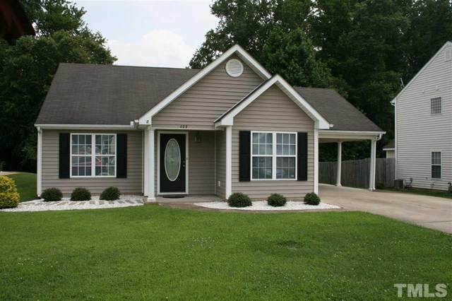 409 Daffodil Way, Rocky Mount, NC 27804 (#2397403) :: Raleigh Cary Realty