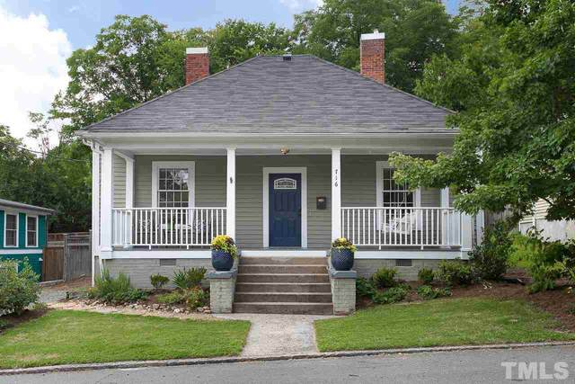 716 Arnette Avenue, Durham, NC 27701 (#2397438) :: The Jim Allen Group
