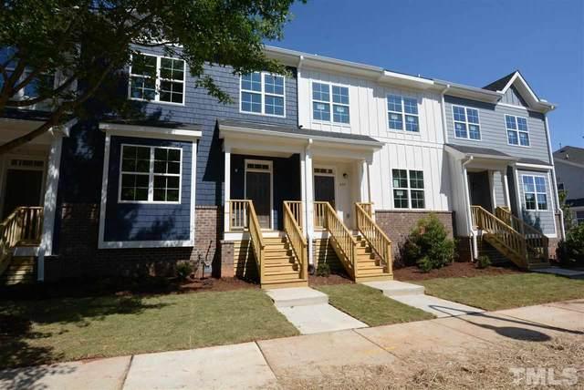 814 Laurel Gate Drive, Wake Forest, NC 27587 (#2397446) :: Dogwood Properties
