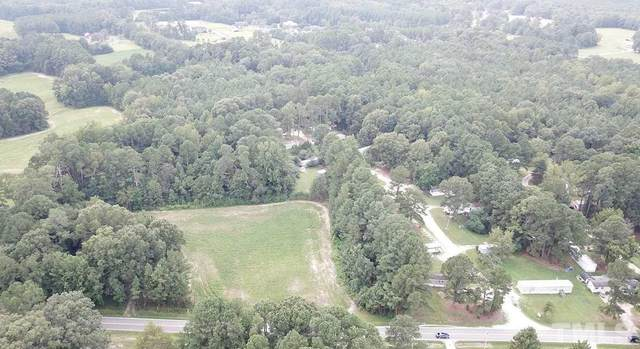 10.9 Acres Riley Hill Road, Zebulon, NC 27597 (#2397475) :: Realty One Group Greener Side